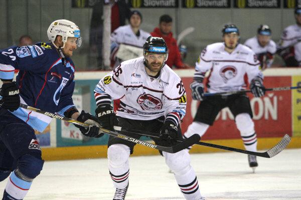 Michal Handzuš skončil hráčsku kariéru v drese Banskej Bystrice