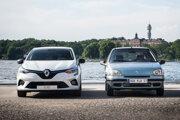 30 rokov Renaultu Clio.