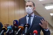 Premiér Matovič hovorí o hromadných podujatiach.