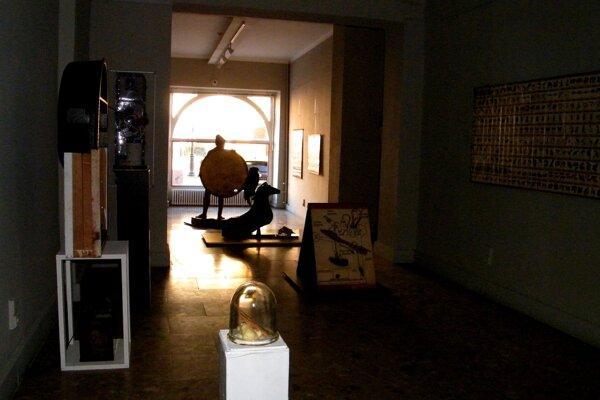 Výstava Wunderkammer potrvá do 11. októbra 2020.