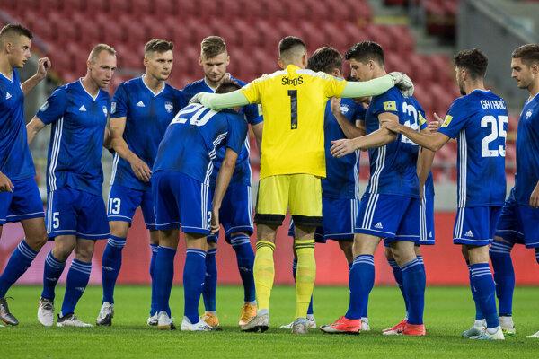 Futbalisti FC Nitra sa najbližšie predstavia po reprezentačnej prestávke v derby v Zlatých Moravciach.
