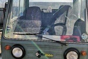 Odpredaj cestného motorového vozidla MULTICAR M25. vyvolávacia cena 70 eur.