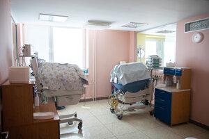 Miestnosť s inkubátormi.