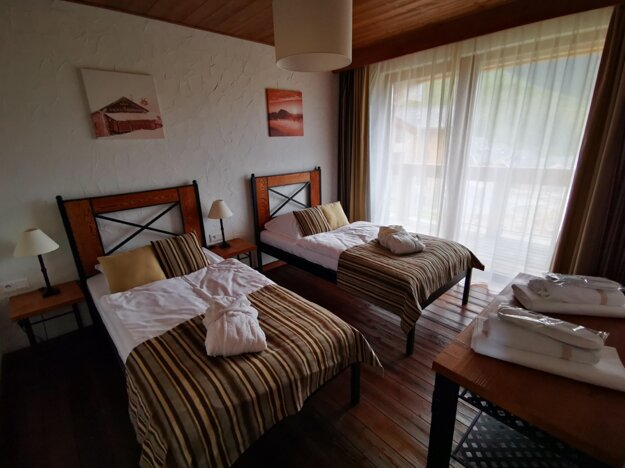 Chalets Apartments Centrum 4*