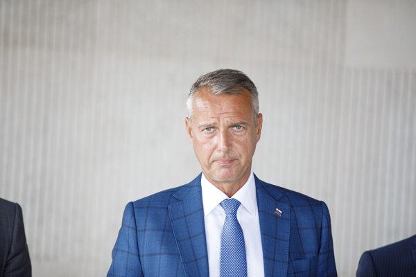 Nezaradený poslancec NR SR Richard Raši.