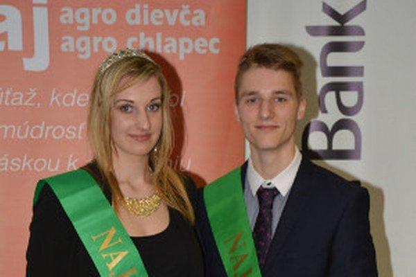 Víťazi Nikoleta Izakovičová a Peter Farkaš.