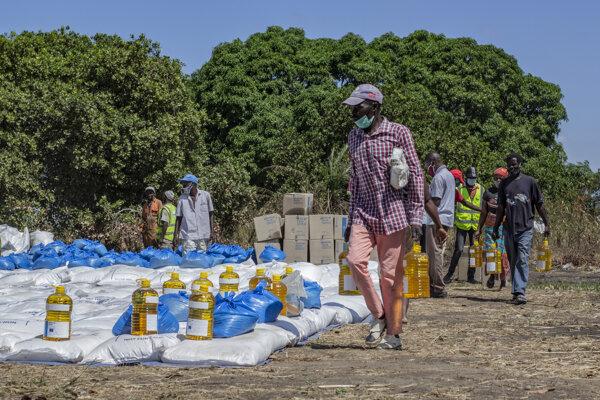 Svetový potravinový program pomohol minulý rok takmer sto miliónom ľudí.