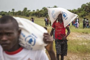 Svetový potravinový program chce nakŕmiť aspoň 138 miliónov ľudí. Získali za to Nobelovu cenu za mier.