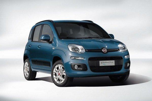 Fiat ponúka vo Švajčiarsku až 8 áut na zemný plyn a najnovšie aj dvojvalcovú Pandu s turbom.