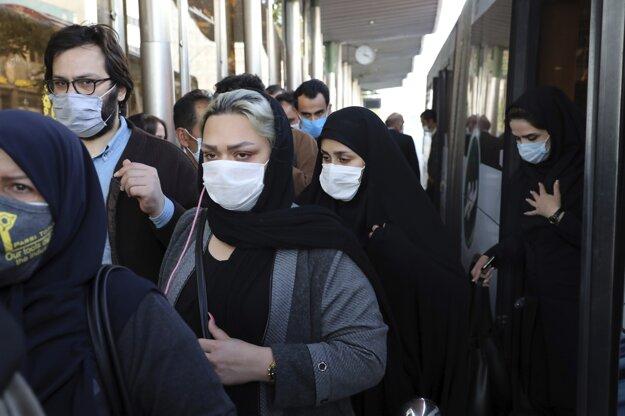 Obyvatelia Teheránu