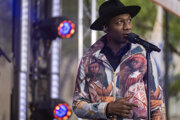 Amerického speváka, skladateľa rappera a hudobníka, ktorý vystupuje pod menom Aloe Blacc preslávila skladba I need a Dollar z roku 2010.