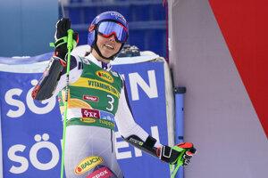 Petra Vlhová po skvelom 2. kole obrovského slalomu v Söldene.