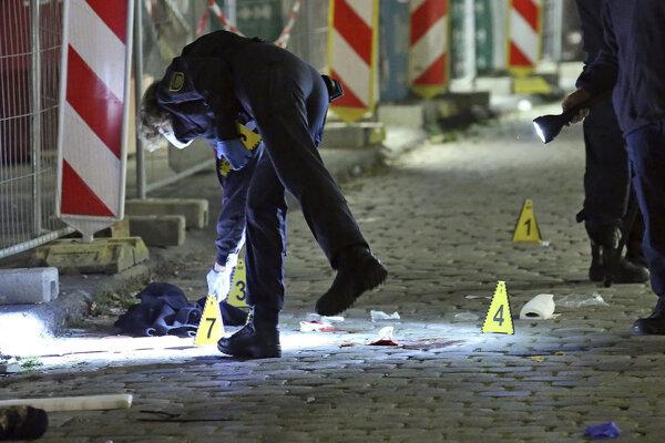 Obeťou útoku zo 4. októbra sa stal 55-ročný muž z okresu Krefeld.