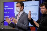 Od soboty 24. októbra do nedele 1. novembra bude na celom Slovensku platiť zákaz vychádzania s výnimkou ciest na testovanie, do práce a zabezpečenia nevyhnutných potrieb či pobytu v prírode v okrese bydliska.