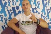 Dominik Klimek chce inšpirovať ľudí a viesť svojich zverencov k pohybu.