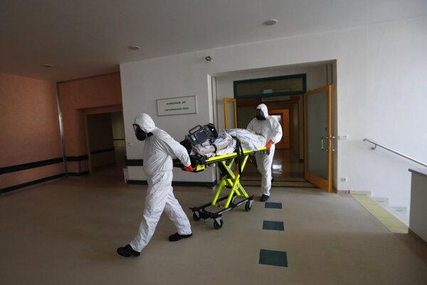Koronavírus v Česku naberá na sile.