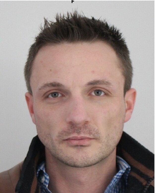Hľadaný Martin Čapanda.