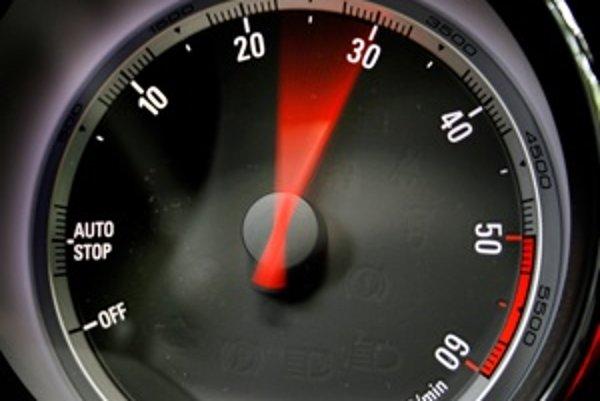 Napriek obrovskej sile v nízkych otáčkach je motor Insignie BiTurbo najpružnejší po prekročení 2300 otáčok, ktoré sú pre zrýchlenie veľmi dôležité.