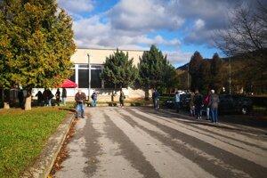 Základná škola v Gelnici.