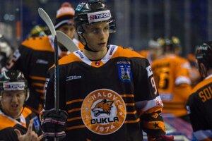 Talentovaný útočník Jakub Ragan si otvoril gólový účet v našej najvyššej hokejovej súťaži.
