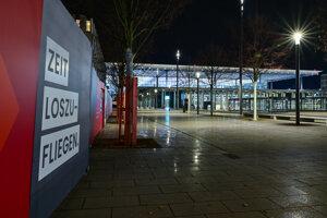 Nové letisko Berlin Brandenburg