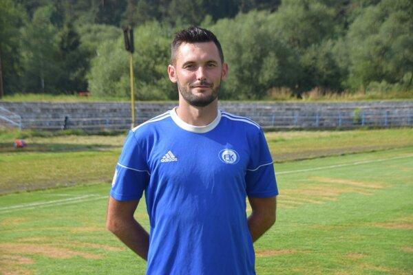 Tomáš Tlelka je jedným z najskúsenejších hráčov Čadce.