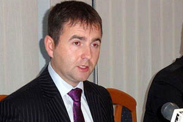 Marián Kéry požiadal o vystúpenie v mestskom parlamente v Zlatých Moravciach. archívna fotka: Tomáš Holúbek