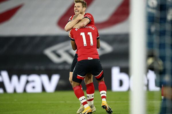 Hráči FC Southampton.