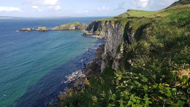 Na prechádzke po severnom pobreží írskeho ostrova.