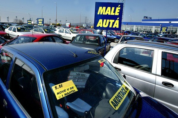 Či je auto na predaj zaťažené exekúciou, dnes nik nevie.