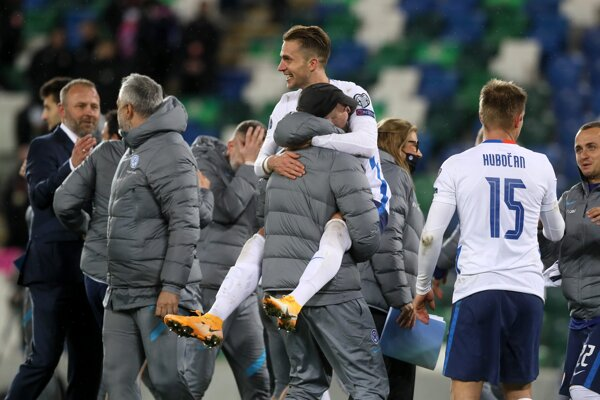 Slovensko na EURO 2020 - Program a skupina.