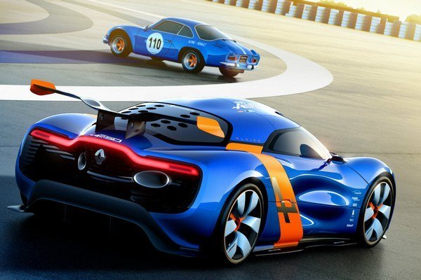 Spolupráca Caterham a Renault by mohla jedného dňa ukázať svetu nástupcu slávnej Alpinky.