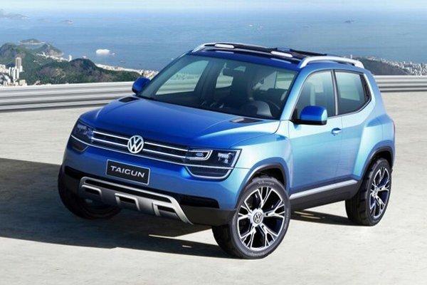 V prípade pozitívnych reakcií na koncept mini SUV, by sa mohol Taigun objaviť v portfóliu VW, Škody i Seatu.