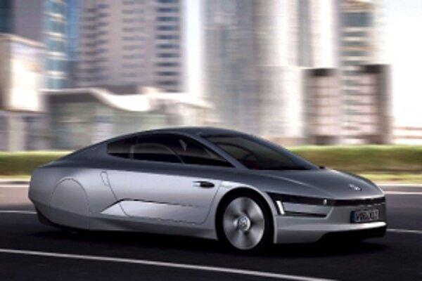 Štúdia Volkswagen XL1 sa onedlho premení na malosériovo vyrábaný model.