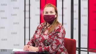 Rašmanová: Počas pandémie koronavírusu sa pôrody ešte zhoršili