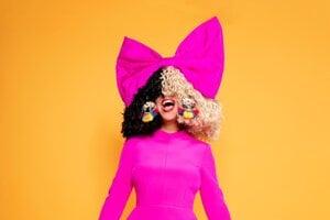 Speváčka Sia natočila svoj prvý film.