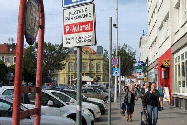 V meste už takmer rok vyberajú parkovné podľa prokuratúry neoprávnene.