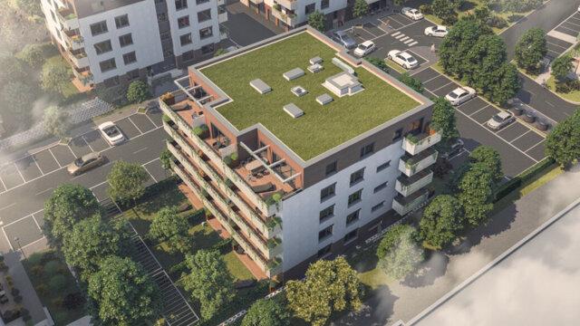 Pod Vinicou je jedným z projektov Arcy, ktorý má stáť na pozemkoch v Bratislave, ktoré posiela Privatbanka do dražby.