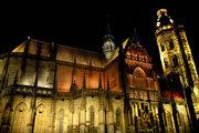 Gotický chrám očarí vo dne i v noci.