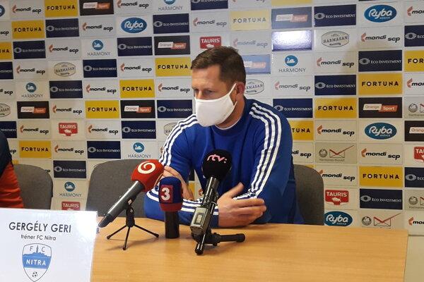 Tréner Nitry Gergely Geri.