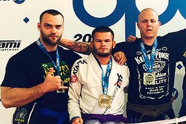 Nitrianski zápasníci sa v Zadare nestratili.