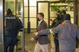 Polícia zadržala Haščáka, sprevádzali ho do budovy Penty (fotogaléria)