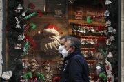 Najprísnejšie obmedzenia budú v Taliansku platiť počas oboch sviatkov vianočných a na Nový rok.