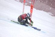 Adam Žampa ide dnes obrovský slalom - 2. kolo LIVE.