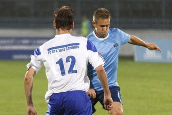 Filip Moravčík skóroval v druhom zápase za sebou.