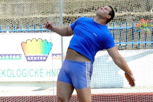Diskár Matej Gašaj mal pozitívny test na anabolické steroidy.