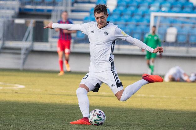 Michal Faško strelil v ročníku 2020/21 už osem gólov, toľko isto ako vo svojich predošlých ôsmich ligových sezónach dokopy.  V sobotu v 94. minúte vyrovnal na 1:1.