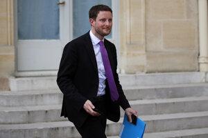 Francúzsky minister pre európske záležitosti Clément Beaune.