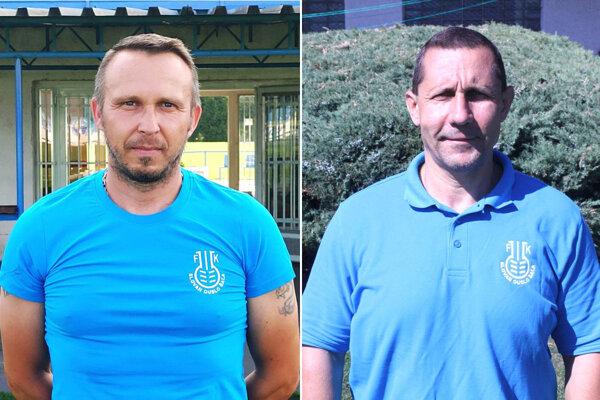 Jesennú časť futbalistov Šale hodnotia tréner Andrej Štellár a prezident klubu Marián Krištof.