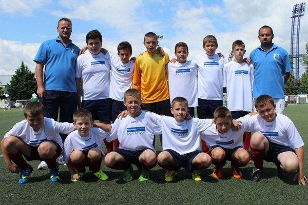 V prvom ročníku súťaže na finálovom turnaji zvíťazili chlapci z Čeľadíc.
